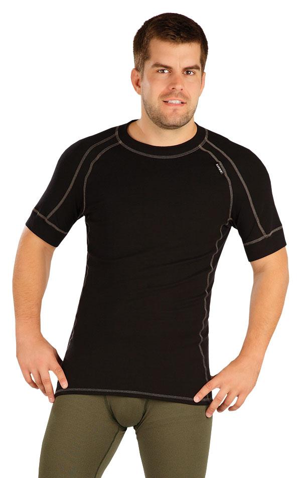 Funkčné termo tričko pánske. 7A243 | Termobielizeň LITEX