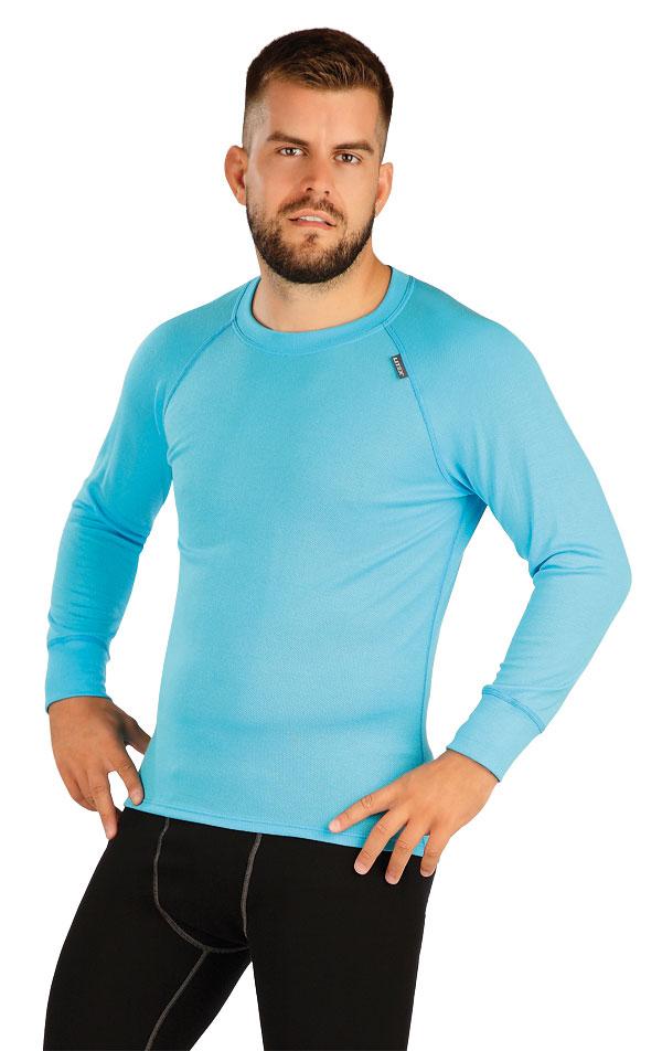 Funkčné termo tričko pánske. 7A258   Termobielizeň LITEX