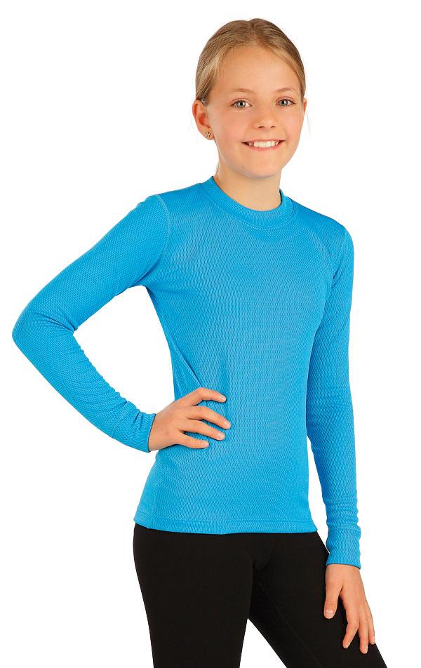 Funkčné termo tričko detské. 7A260 | Termobielizeň LITEX