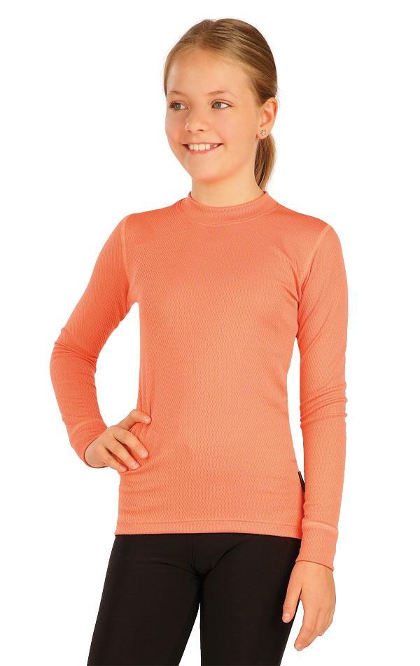 Funkčné termo tričko detské. 7A269   Termobielizeň LITEX