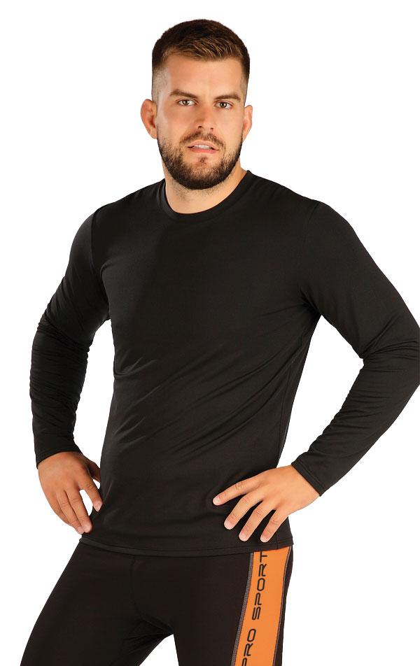 Tričko pánske s dlhým rukávom. 7A271 | Trička, tielka LITEX