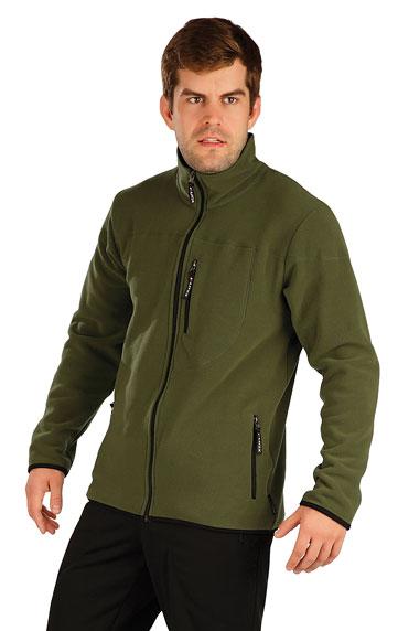 Pánske športové oblečenie > Fleecová mikina pánska na zips. 7A277