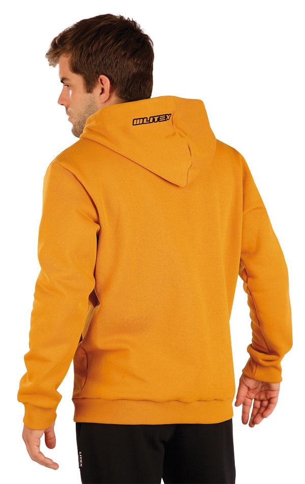Mikina pánska na zips s kapucňou. 7A307 | Mikiny, bundy LITEX