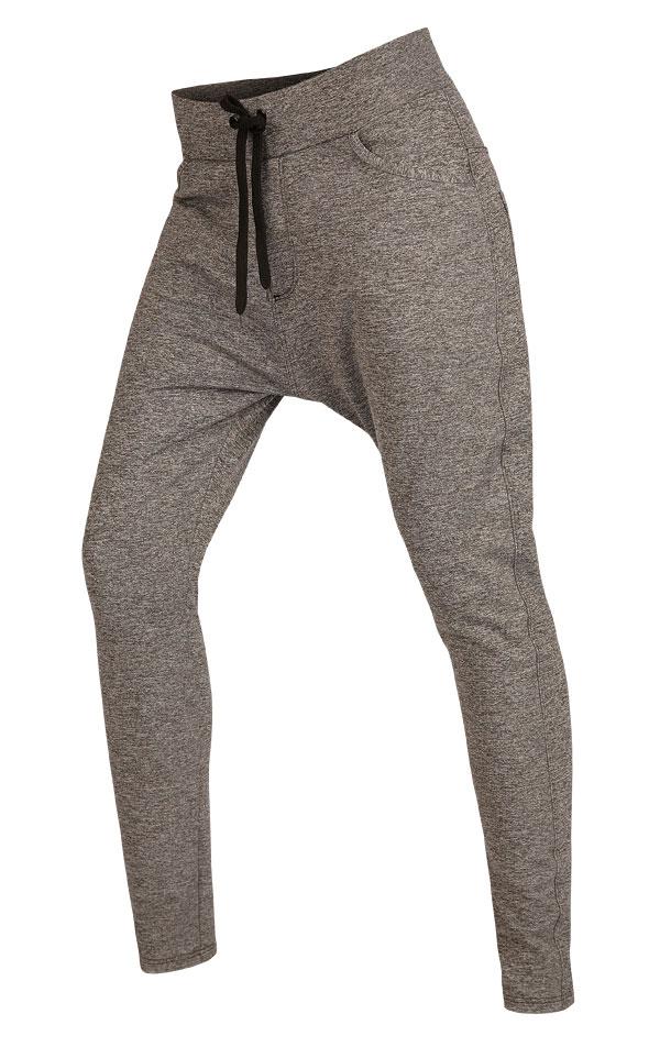 Tepláky dámske dlhé s nízkym sedom. 7A326 | Športové nohavice, tepláky, kraťasy LITEX