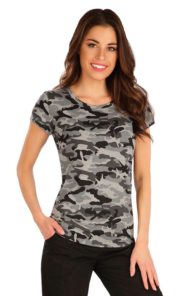 Tričko dámske s krátkym rukávom. 7A328 | Tričká LITEX