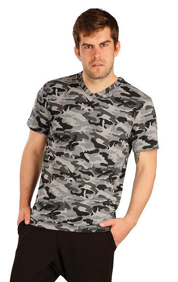 Pánske športové oblečenie > Tričko pánske s krátkym rukávom. 7A330