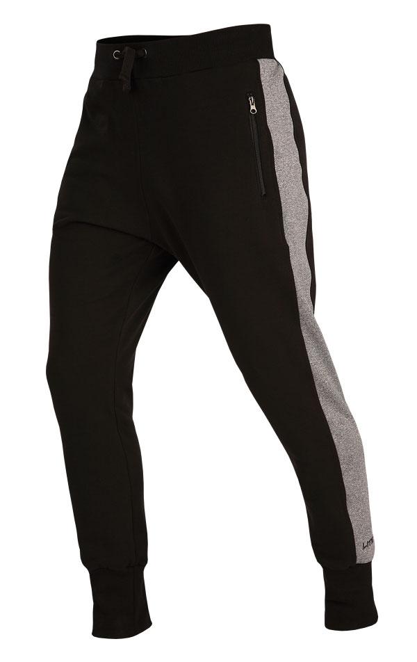 Tepláky pánske dlhé s nízkym sedom. 7A356 | Nohavice, tepláky, kraťasy LITEX