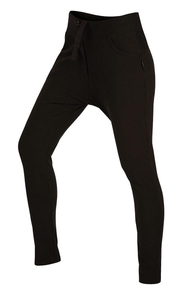 Tepláky dámske dlhé s nízkym sedom. 7A357   Športové nohavice, tepláky, kraťasy LITEX