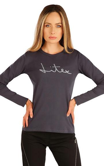 Tričko dámske s dlhým rukávom.