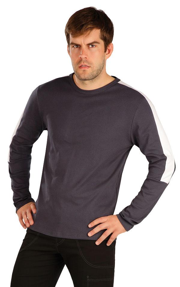 Tričko pánske s dlhým rukávom. 7A368 | Trička, tielka LITEX