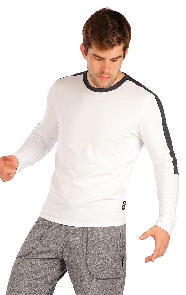 Tričko pánske s dlhým rukávom. 7A370 | Trička, tielka LITEX