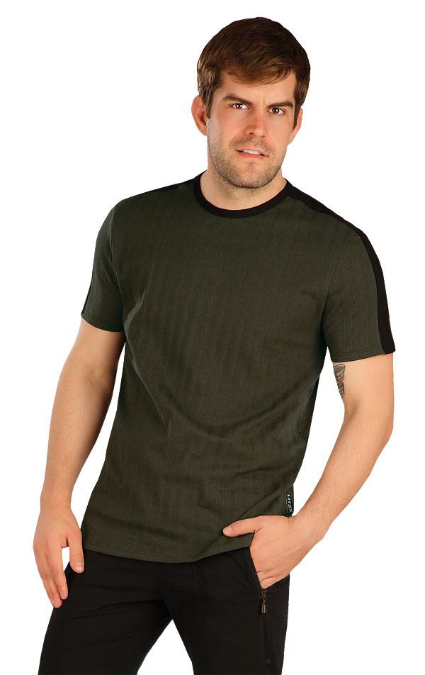 Tričko pánske s krátkym rukávom. 7A371 | Trička, tielka LITEX