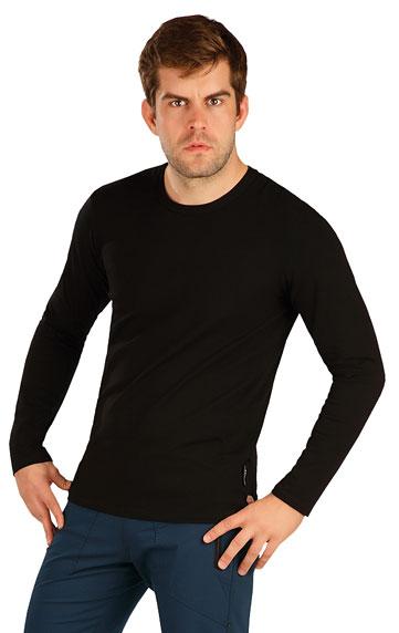 Pánske športové oblečenie > Tričko pánske s dlhým rukávom. 7A376
