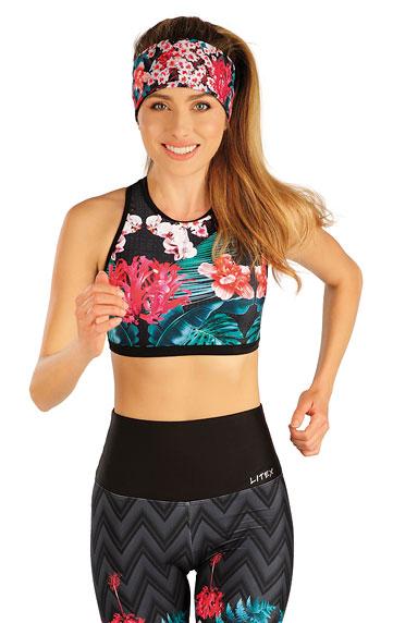 Fitness oblečenie > Športový top dámsky. 7A395