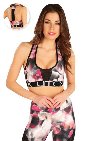 Fitness oblečenie > Športový top dámsky. 7A404