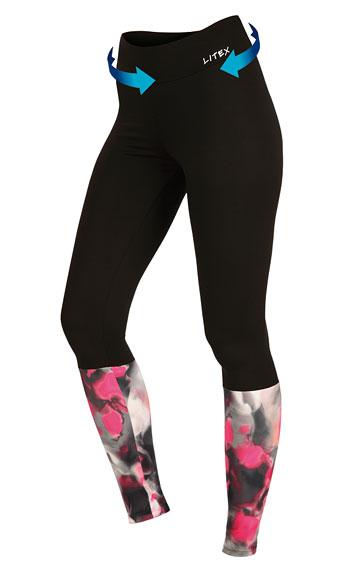 Fitness oblečenie > Legíny dámske dlhé. 7A407