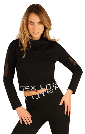 Fitness oblečenie > Crop top tričko. 7A415