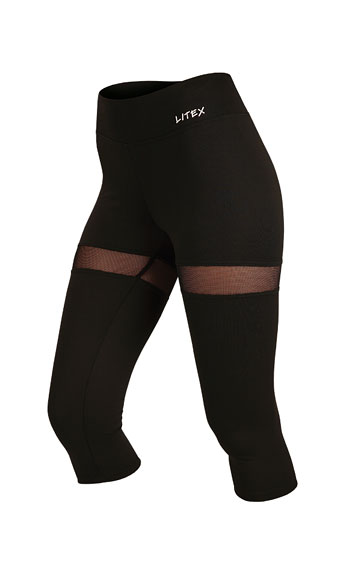 Fitness oblečenie > Legíny dámske v 3/4 dĺžke. 7A419