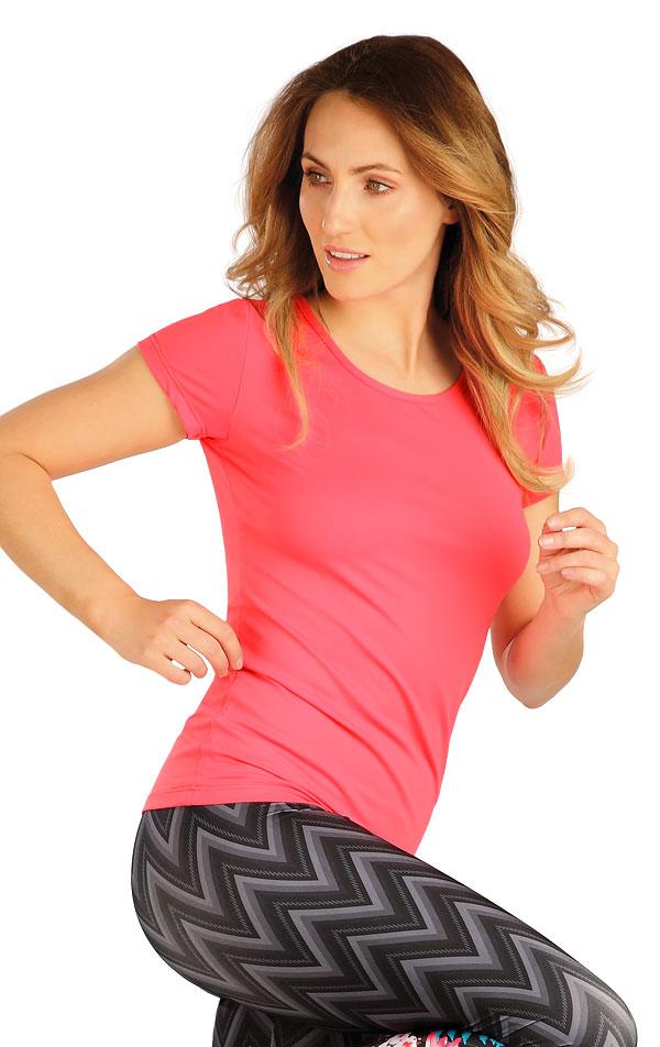 Tričko dámske s krátkym rukávom. 7A434 | Tričká LITEX