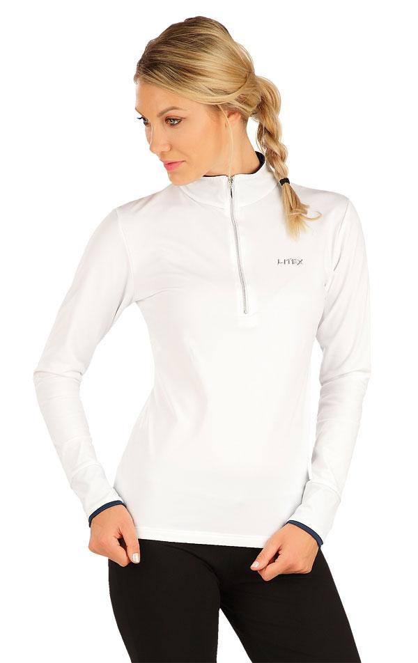 Tričko dámske s dlhým rukávom. 7A440 | Tričká, topy, tielka LITEX
