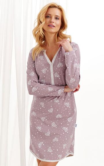 Pyžamá, nočné košele > Dámska nočná košieľka. 7A502