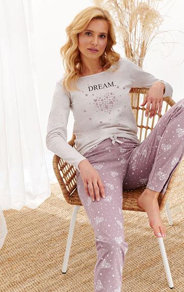 Pyžamá, nočné košele > Pyžamo dámske. 7A504