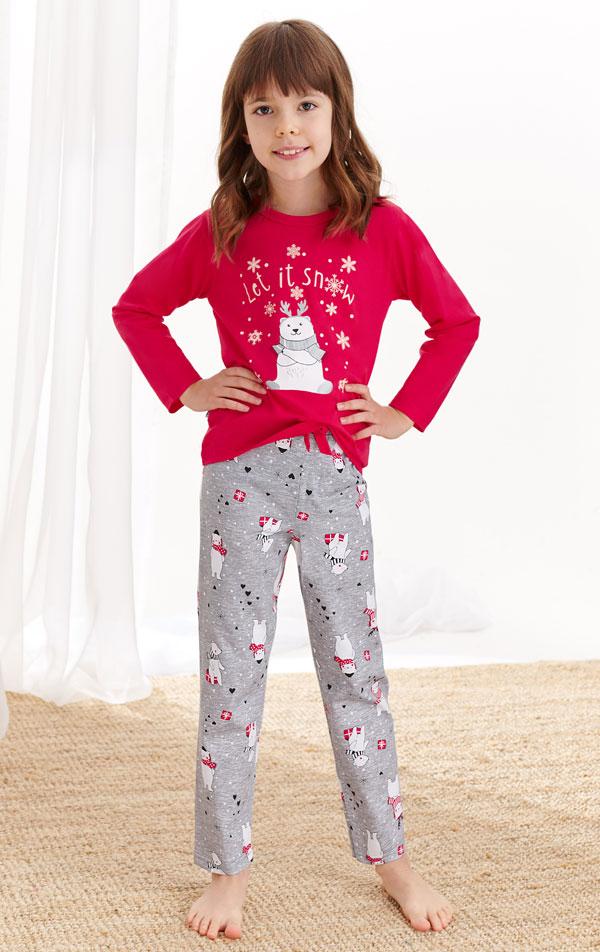 Pyžamo dievčenské. 7A518 | Pyžamá, nočné košele LITEX