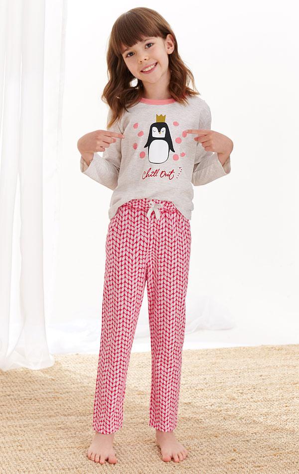 Pyžamo dievčenské. 7A519 | Pyžamá, nočné košele LITEX