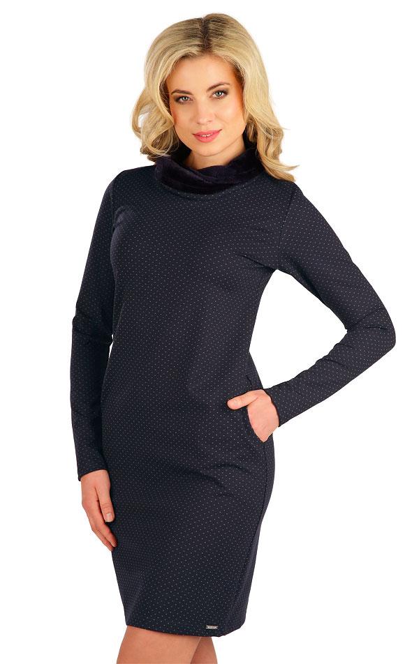 Dámske šaty s dlhým rukávom. 7B003 | Šaty, sukne, tuniky LITEX