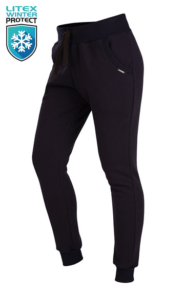 Športové nohavice, tepláky, kraťasy > Tepláky dámske dlhé. 7B106