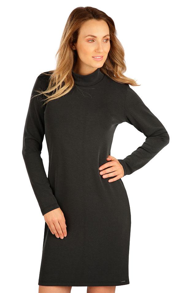 Šaty dámske s dlhým rukávom. 7B133   Šaty, sukne, tuniky LITEX