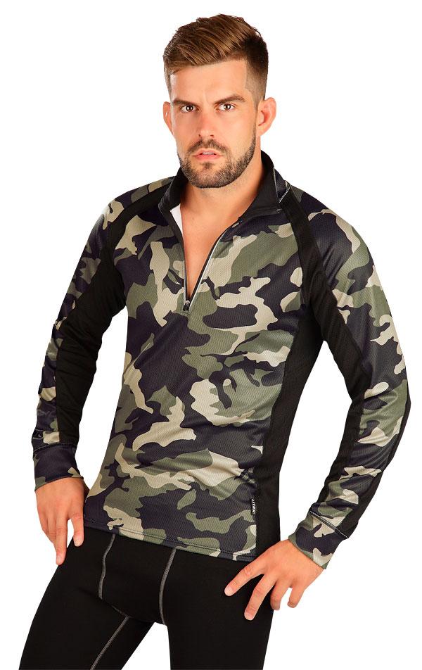 Funkčné termo tričko pánske. 7B200 | Termobielizeň LITEX