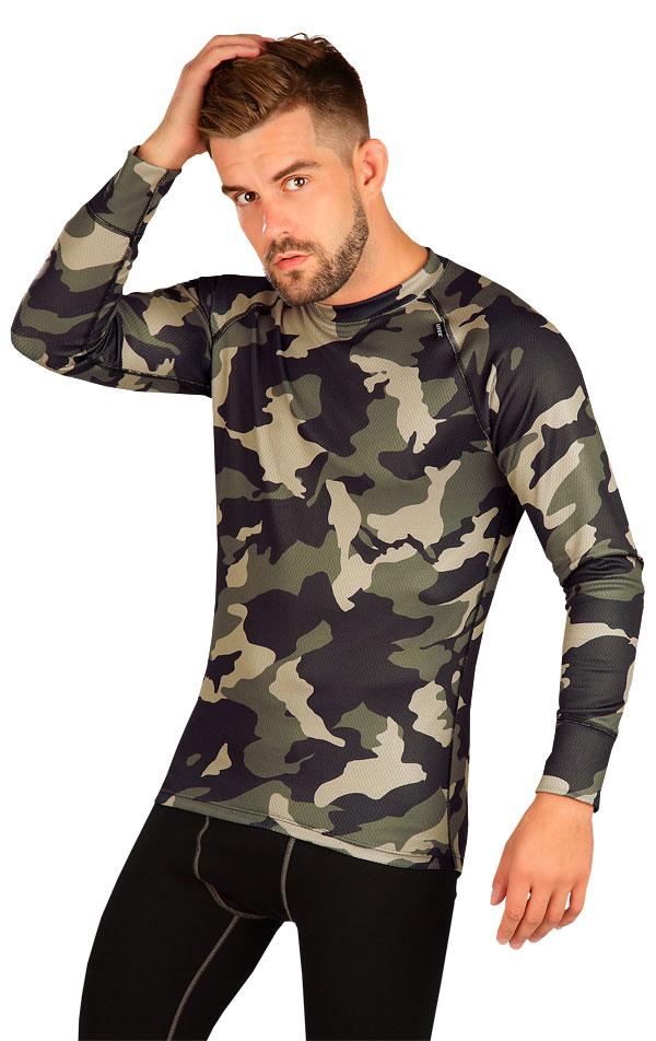 Funkčné termo tričko pánske. 7B201 | Termobielizeň LITEX