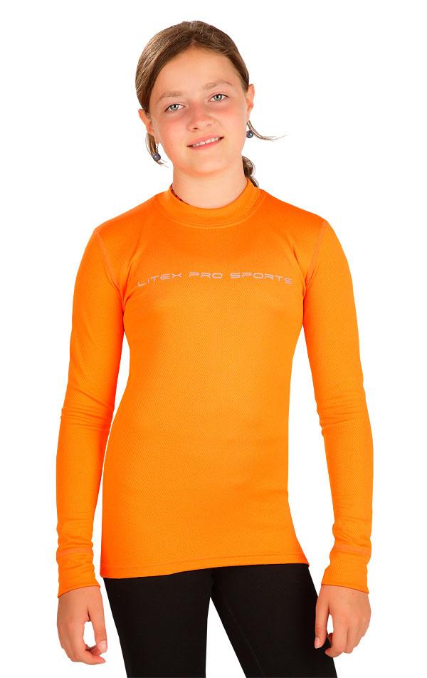 Funkčné termo tričko detské. 7B213 | Termobielizeň LITEX