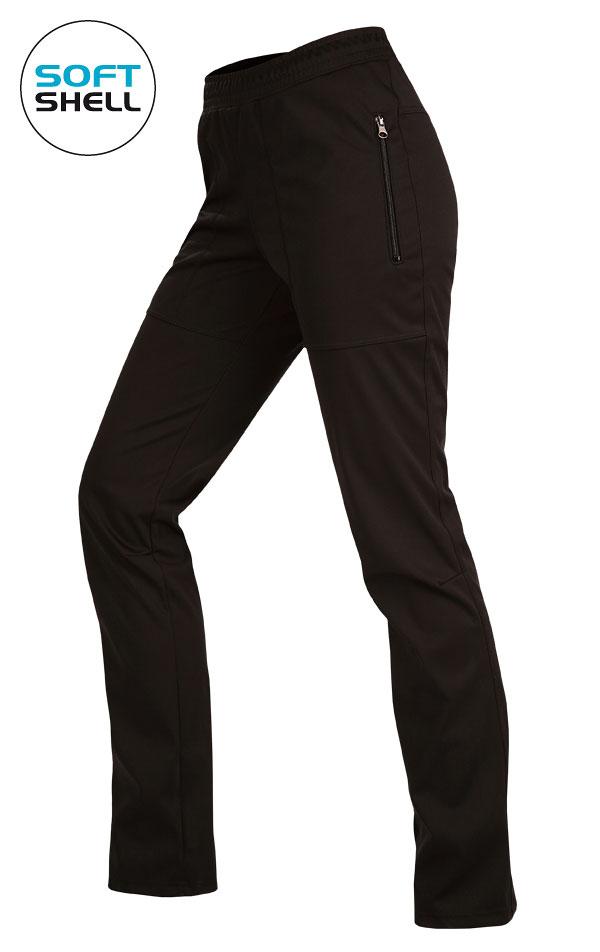 Nohavice dámske dlhé softshellové. 7B285 | Nohavice zateplené, nohavice softshellové LITEX