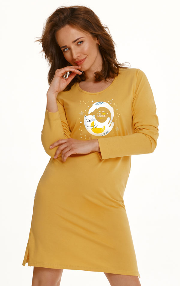 Dámska nočná košieľka. 7B352 | Pyžamá, nočné košele LITEX