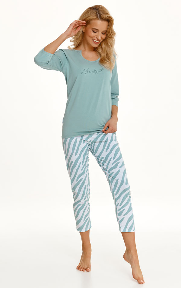 Pyžamo dámske. 7B362   Pyžamá, nočné košele LITEX