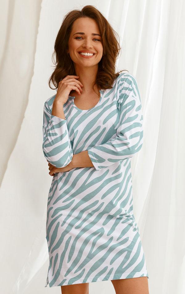 Dámska nočná košieľka. 7B365 | Pyžamá, nočné košele LITEX