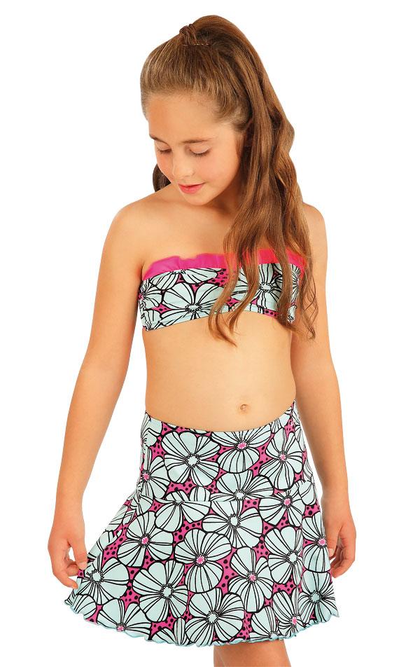 Dievčenská sukňa. 88450 | Detské plavky - zľava LITEX