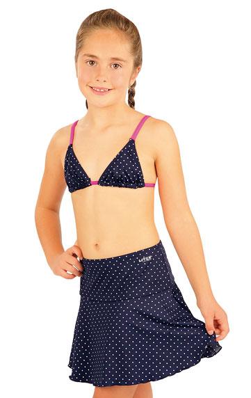 Dievčenská plavková podprsenka.