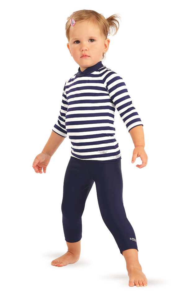 Detské legíny. 88471 | Detské plavky - zľava LITEX