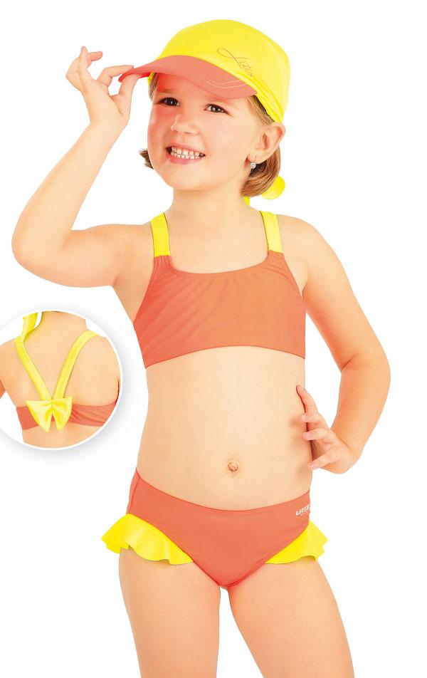 Plavkový top dievčenský. 88488 | Detské plavky - zľava LITEX