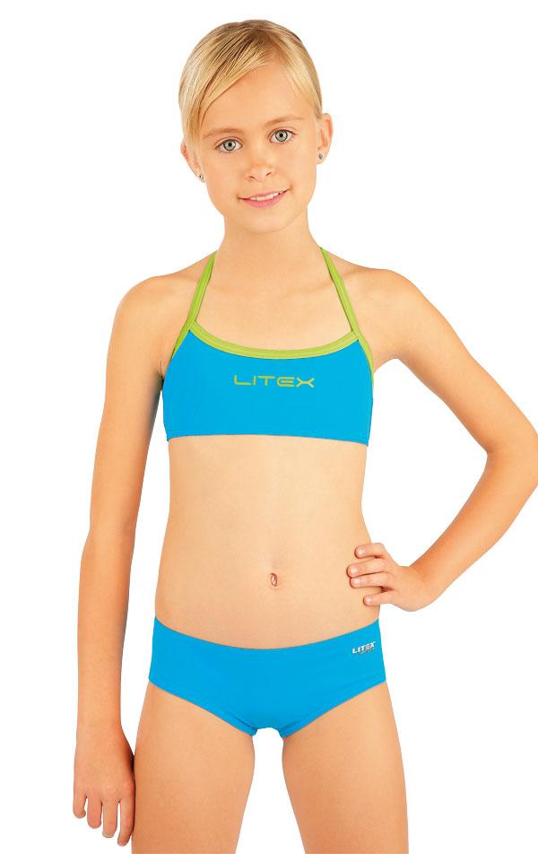 Dievčenské plavkové nohavičky. 88500 | Detské plavky - zľava LITEX