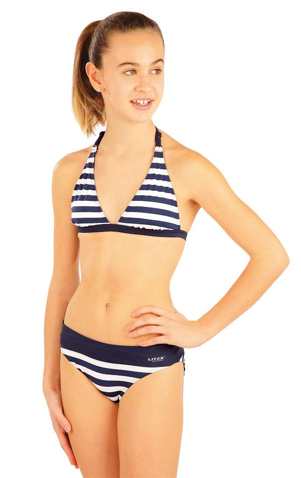 Dievčenské plavkové nohavičky. 93577 | Dievčenské plavky LITEX