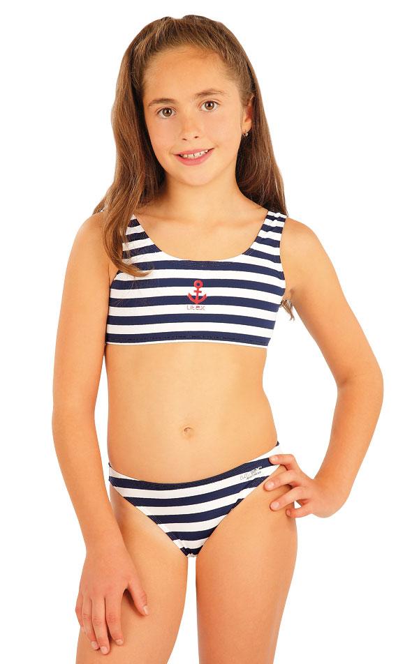 Dievčenské plavkové nohavičky. 93579 | Detské plavky - zľava LITEX