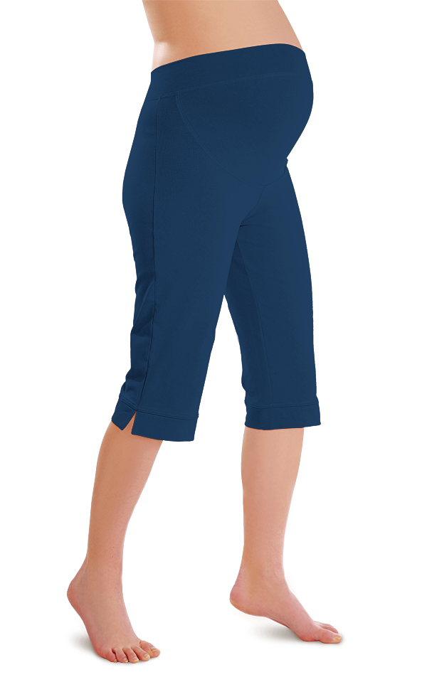 Nohavice v 3/4 dĺžke. 99100   Tehotenské oblečenie LITEX
