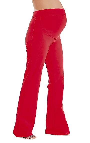 Tehotenské oblečenie > Legíny dlhé do zvonu. 99103