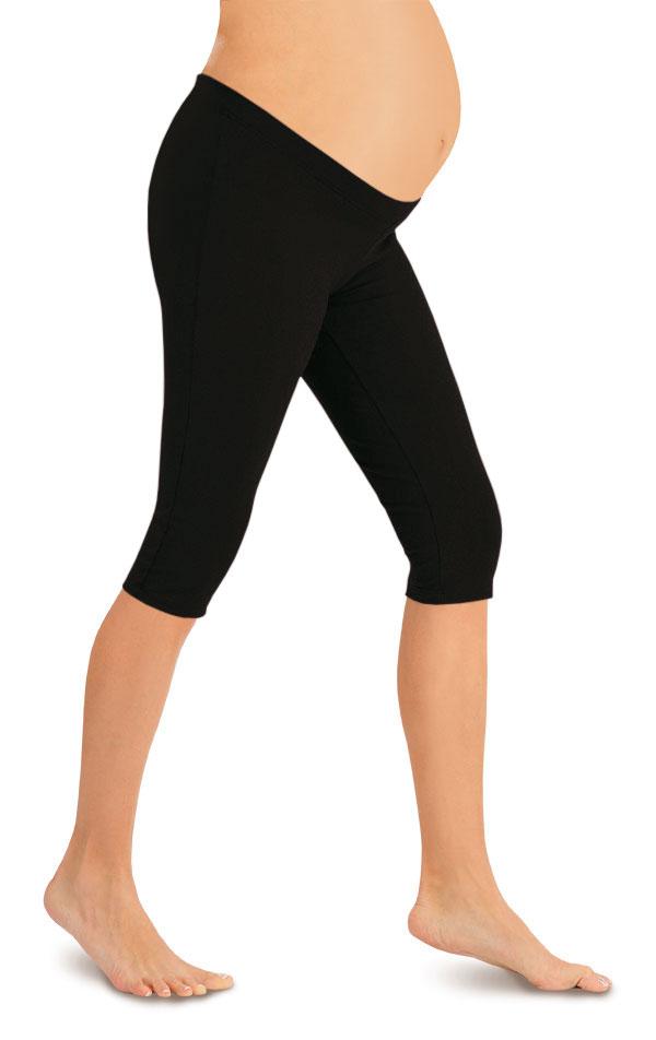 Legíny tehotenské v 3/4 dĺžke. 99410 | Tehotenské oblečenie LITEX
