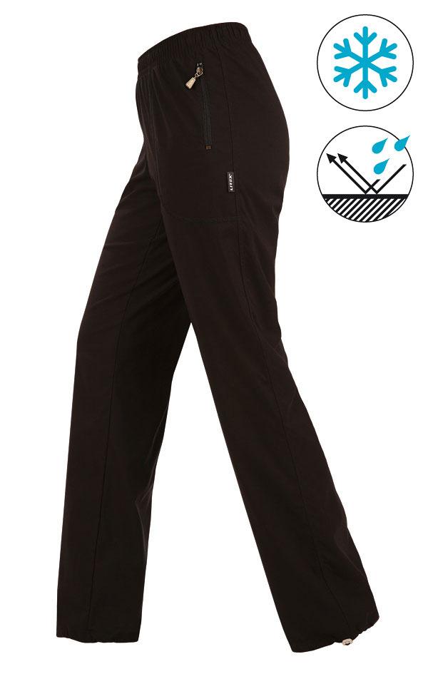 Nohavice dámske zateplené - predĺžené 99479 | Nohavice zateplené, nohavice softshellové LITEX