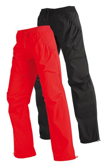 Nohavice dámske dlhé bedrové.